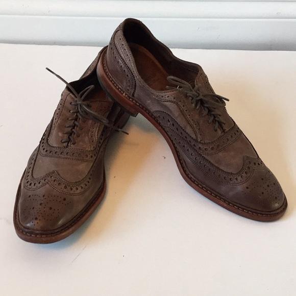 cb394cd3abf Allen Edmonds Other - Allen Edmonds neumok wingtip Oxford dress shoes 11